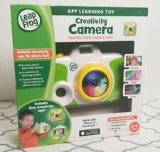 New Leap Frog Creativity Camera Protective Case w/App for iPhone 4,4s,5,5s,SE,5c