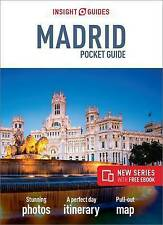 Insight Guides: Pocket Madrid (Insight Pocket Guides), Apa, New Book