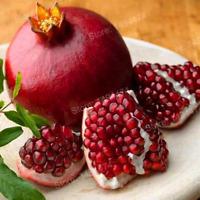 Bonsai Pomegranate Sweet Fruit Plants Succulents Tree Garden NEW Z 50 PCS Seeds