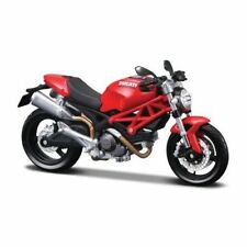 "1:12 Scale ""Mc Ducati Monster 696"" Diecast Model Bike Kit"