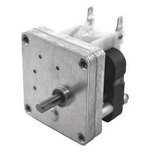 DAYTON 52JE26 AC Gearmotor,Nameplate RPM 1.1,0.38A