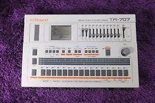 Roland TR-707 Rhythm Composer tr707 170420 asis