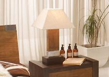 Aktuelles-Design Innenraum-tischlampen im Orientalisch/Asiatisch-Stil aus Holz