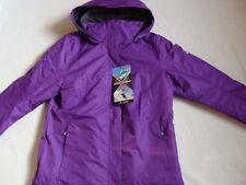 NWT Women's Zero XPosur Winter Jacket Size Medium M Winter 3-in-1 Purple Coat