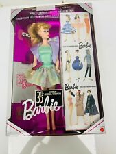 Vintage Mattel Barbie 35th Anniversary Doll New IN Box