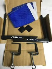 Stiga Privat Metal Table Tennis Net And Post Set Fast Ship ping pong