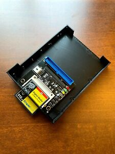 """3.5"""" / 5.25"""" floppy CD bay for StarTech Syba CF Compact Flash to IDE hard drive"""