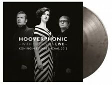 HOOVERPHONIC WITH ORCHESTRA LIVE 2LP NEW VINYL