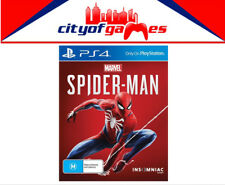 Marvel's Spider-Man PS4 Game AU Edition Brand New