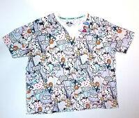 Disney Frozen Women's Pyjama Top T-shirt  Primark  Size:UK 10-20