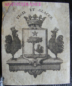 EXL050 - Ex-Libris Poulhariez-Cavanac (Aimé-jacques) - 19