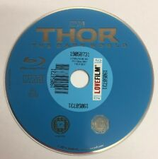 Thor The Dark World - Marvel - Blu Ray - Disc Only