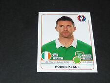 534 ROBBIE KEANE LOS ANGELES GALAXY IRELAND EIRE PANINI FOOTBALL UEFA EURO 2016