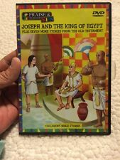 Joseph and the King of Egypt Plus Seven DVD