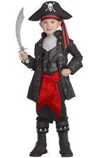 Tstars Halloween Pirate Buccaneer Costume Outfit Suit Toddler//Kids Sweatshirts