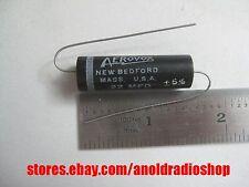 Aerovox .22 uF 200V mylar Audio Tone Capacitor V161-121,16 available NOS vintage