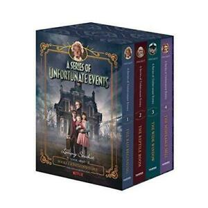 Series of Unfortunate Events Box Set : The Bad Beginning / The Reptile #5631