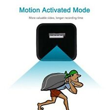 HIGH HD- Spy Camera USB Wall Charger Mini Motion Detection AC Adapter Nanny Cam