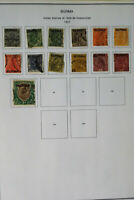 Burma 1930s to 1990s Clean Stamp Collection