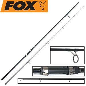 Fox Eos Karpfenrute Abbreviated Handle 10ft 3lbs, Angelrute für Karpfen