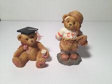Cherished Teddies #156388 Butch, Rose #127957