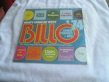 1973  BILLO'S CARACAS BOYS, BILLO 74 , BILLO 2009, MADE IN ECUADOR