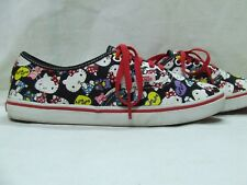 SCARPE SHOES  DONNA VINTAGE VANS  HELLO KITTY tg. 4 - 35  (013)
