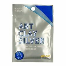 New Art Clay Silver 10g A-273 Precious Metal Clay Silver Pmc Low fire Clay type