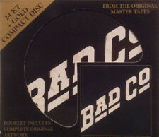 Bad Company - Bad Company  Audio Fidelity Gold CD (HDCD, Remastered)