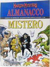 MARTIN MYSTÈRE almanacco del mistero 1997 ottimo