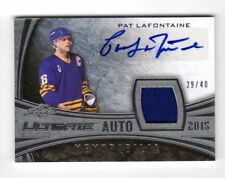 Autographed Single Hockey Trading Cards