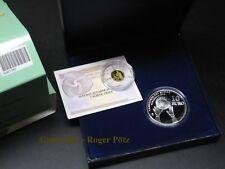 30 Euro 2010 Fußball WM Südafrika Gold und Silber PP im Sonderetui OVP rar