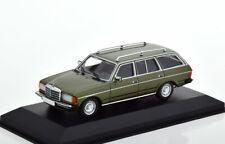 1:43 Minichamps Mercedes 230TE W123 1982 darkgreen-metallic