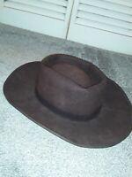 DISNEY WORLD MGM HOLLYWOOD STUDIOS GREAT MOVIE RIDE COWBOY CAST MEMBER HAT