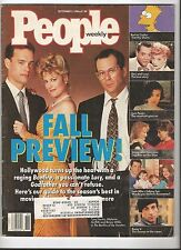 People magazine: Twin Peaks cover (David Lynch article)!