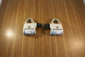pedals Shimano 105 PD-1056 Look Patent made in France 9/16''