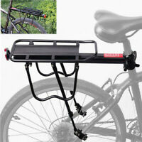 Bicycle Back Rear Rack Alloy Bike Cycle Seat Post Frame Carrier Holder for MTB