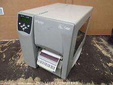 Zebra S4M DT USB Network 203DPI DIRECT Thermal Label Drucker S4M00-200E-0200D