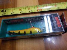Rapala  Trolls-To 10 ft  Minnow lure   TTM-10  P  Perch