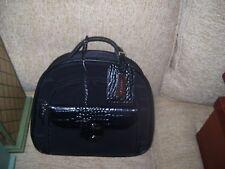 Small Black Jasper Conran Bag/ beauty case