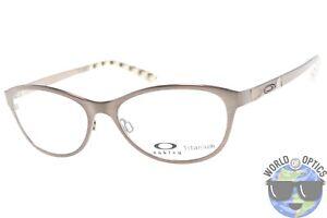 Oakley RX Eyeglasses OX5084-0152 Women's Promotion Chocolate Frame [52-16-139]