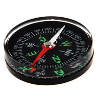 40mm Clear Liquid-filled Camping Compass Hiking Outdoor scouts kit W6X3