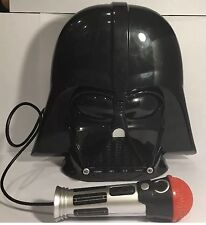 Star Wars Darth Vader Voice Changing Boombox Music Play Kids Gift MP3 Player
