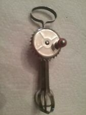 VINTAGE 1950'S BETTY TAPLIN CHILDS TOY HAND HELD EGG BEATER