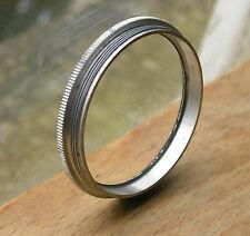 series 6 filter retaining ring aluminium