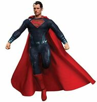 Mezco Avengers Collective SUPERMAN Dawn of Justice PVC Action Figures Statue Toy