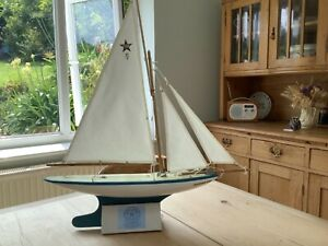 Vintage Star Pond Yacht SY/6