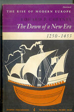 (HISTORY BOOK) CHEYNEY - THE DAWN OF A NEW ERA: 1250-1453