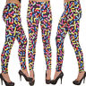 JELLY BEANS LEGGINGS GOTH EMO INSANITY  ALTERNATIVE YOGA RUNNING SPORT
