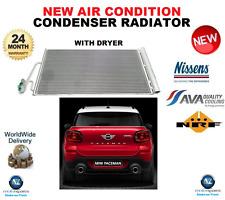 Per MINI PACEMAN COUPE Aria Condizionata Condensatore Radiatore 2011 > su COOPER S D SD JCW ALL4
